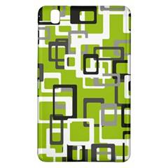Pattern Abstract Form Four Corner Samsung Galaxy Tab Pro 8 4 Hardshell Case by Nexatart