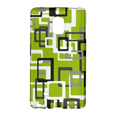Pattern Abstract Form Four Corner Galaxy Note Edge by Nexatart