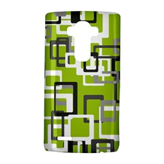 Pattern Abstract Form Four Corner Lg G4 Hardshell Case by Nexatart