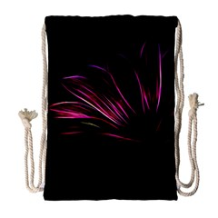 Pattern Design Abstract Background Drawstring Bag (large) by Nexatart