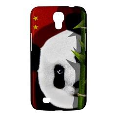 Panda Samsung Galaxy Mega 6 3  I9200 Hardshell Case by Valentinaart