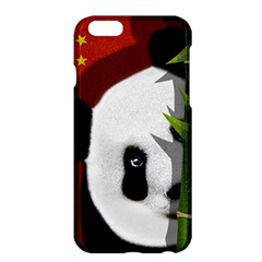 Panda Apple Iphone 6 Plus/6s Plus Hardshell Case by Valentinaart