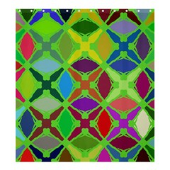 Abstract Pattern Background Design Shower Curtain 66  X 72  (large)  by Nexatart