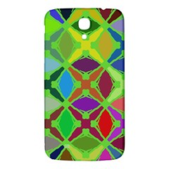Abstract Pattern Background Design Samsung Galaxy Mega I9200 Hardshell Back Case by Nexatart