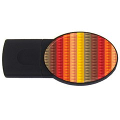 Abstract Pattern Background Usb Flash Drive Oval (4 Gb) by Nexatart