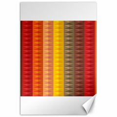 Abstract Pattern Background Canvas 20  X 30   by Nexatart
