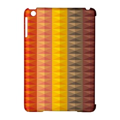 Abstract Pattern Background Apple Ipad Mini Hardshell Case (compatible With Smart Cover) by Nexatart