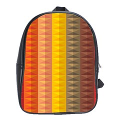 Abstract Pattern Background School Bags (xl)  by Nexatart