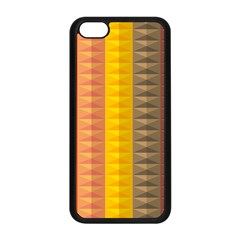 Abstract Pattern Background Apple Iphone 5c Seamless Case (black) by Nexatart