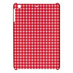Pattern Diamonds Box Red Apple Ipad Mini Hardshell Case by Nexatart