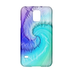 Background Colorful Scrapbook Paper Samsung Galaxy S5 Hardshell Case  by Nexatart