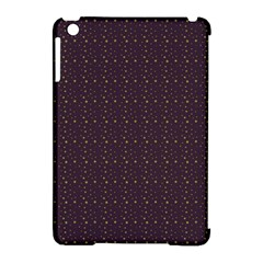 Pattern Background Star Apple Ipad Mini Hardshell Case (compatible With Smart Cover) by Nexatart