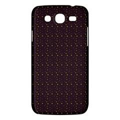 Pattern Background Star Samsung Galaxy Mega 5 8 I9152 Hardshell Case  by Nexatart