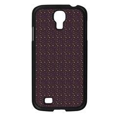Pattern Background Star Samsung Galaxy S4 I9500/ I9505 Case (black) by Nexatart