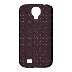Pattern Background Star Samsung Galaxy S4 Classic Hardshell Case (pc+silicone) by Nexatart