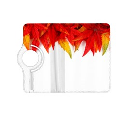 Abstract Autumn Background Bright Kindle Fire Hd (2013) Flip 360 Case by Nexatart