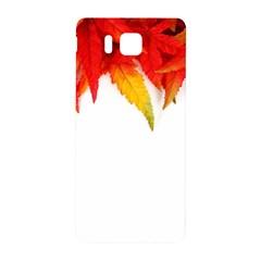 Abstract Autumn Background Bright Samsung Galaxy Alpha Hardshell Back Case by Nexatart