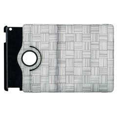 Flooring Household Pattern Apple Ipad 3/4 Flip 360 Case by Nexatart
