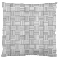 Flooring Household Pattern Large Flano Cushion Case (two Sides) by Nexatart