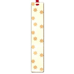 Pattern Gingerbread Star Large Book Marks by Nexatart