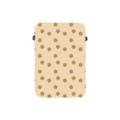 Pattern Gingerbread Star Apple Ipad Mini Protective Soft Cases by Nexatart