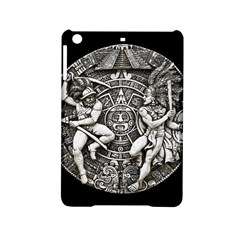Pattern Motif Decor Ipad Mini 2 Hardshell Cases by Nexatart