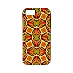Geometry Shape Retro Trendy Symbol Apple Iphone 5 Classic Hardshell Case (pc+silicone) by Nexatart