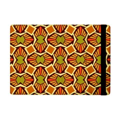 Geometry Shape Retro Trendy Symbol Ipad Mini 2 Flip Cases by Nexatart
