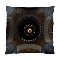Pattern Design Symmetry Up Ceiling Standard Cushion Case (one Side) by Nexatart