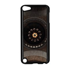 Pattern Design Symmetry Up Ceiling Apple Ipod Touch 5 Case (black) by Nexatart