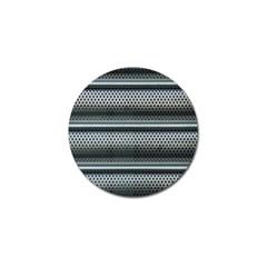 Sheet Holes Roller Shutter Golf Ball Marker (4 Pack) by Nexatart