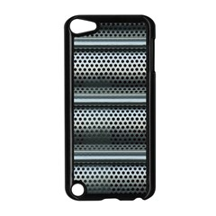 Sheet Holes Roller Shutter Apple Ipod Touch 5 Case (black) by Nexatart