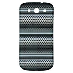 Sheet Holes Roller Shutter Samsung Galaxy S3 S Iii Classic Hardshell Back Case by Nexatart