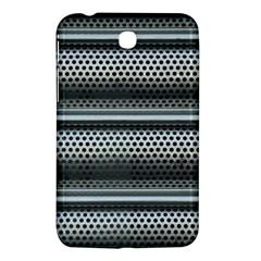 Sheet Holes Roller Shutter Samsung Galaxy Tab 3 (7 ) P3200 Hardshell Case  by Nexatart