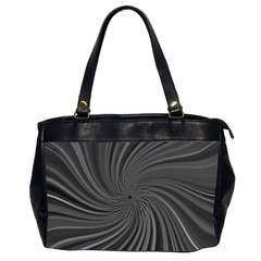 Abstract Art Color Design Lines Office Handbags (2 Sides)  by Nexatart