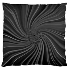 Abstract Art Color Design Lines Standard Flano Cushion Case (two Sides) by Nexatart
