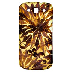 Mussels Lamp Star Pattern Samsung Galaxy S3 S Iii Classic Hardshell Back Case by Nexatart
