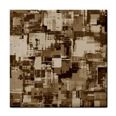 Color Abstract Background Textures Tile Coasters by Nexatart