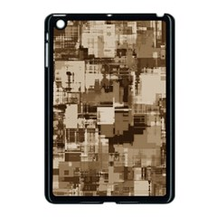 Color Abstract Background Textures Apple Ipad Mini Case (black) by Nexatart