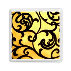 Texture Pattern Beautiful Bright Memory Card Reader (square)  by Nexatart