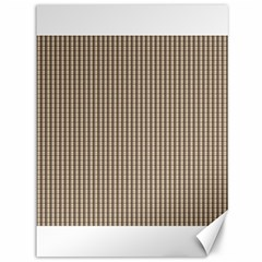 Pattern Background Stripes Karos Canvas 36  X 48   by Nexatart