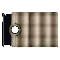Pattern Background Stripes Karos Apple Ipad 3/4 Flip 360 Case by Nexatart