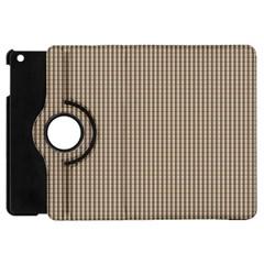 Pattern Background Stripes Karos Apple Ipad Mini Flip 360 Case by Nexatart