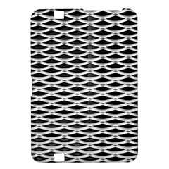Expanded Metal Facade Background Kindle Fire Hd 8 9  by Nexatart