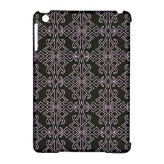 Line Geometry Pattern Geometric Apple Ipad Mini Hardshell Case (compatible With Smart Cover) by Nexatart