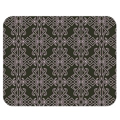 Line Geometry Pattern Geometric Double Sided Flano Blanket (medium)  by Nexatart