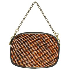 Dirty Pattern Roof Texture Chain Purses (two Sides)  by Nexatart