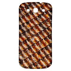Dirty Pattern Roof Texture Samsung Galaxy S3 S Iii Classic Hardshell Back Case by Nexatart