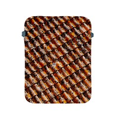 Dirty Pattern Roof Texture Apple Ipad 2/3/4 Protective Soft Cases by Nexatart