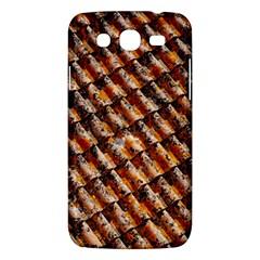 Dirty Pattern Roof Texture Samsung Galaxy Mega 5 8 I9152 Hardshell Case  by Nexatart